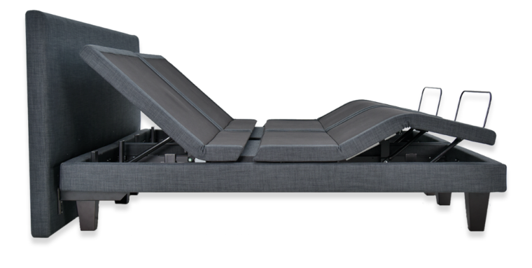 ergoexpanding bed side view with zero g position